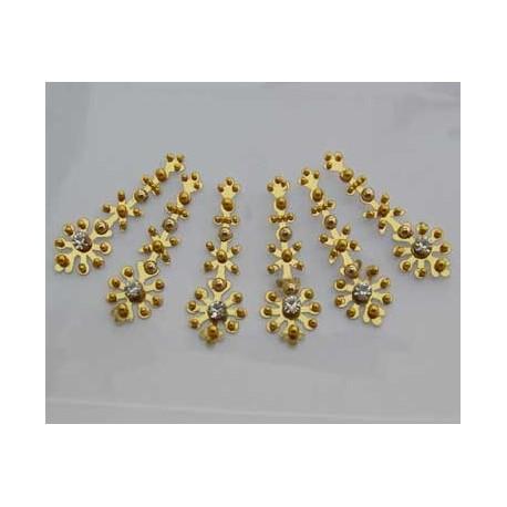 24_109 Bindis Body Jewelry Designer Handicraft