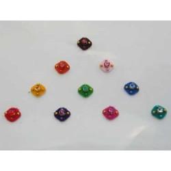 36_144 Stick on Sticker Body Jewelry Fancy Bindi