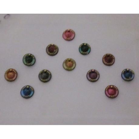 18_99 Bindis Body Jewelry Designer Handicraft