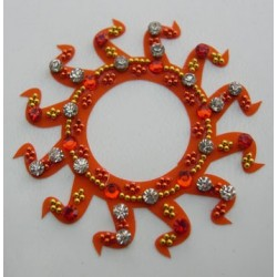 bz65 Belly Bindis Sticker Bindi Body Jewelry Non Piercing