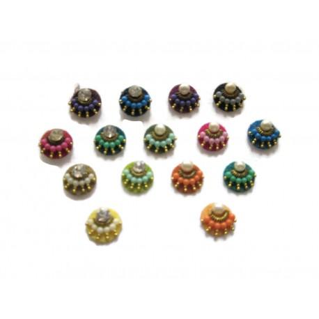 12_200 Bindis Body Jewelry Designer Handicraft