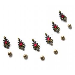 Fashion Stick on Sticker Body Jewelry Fancy Bindi