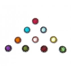 Designer Bindi Non Piercing jewelry Bindishop