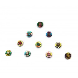 New Bindis Body Jewelry Designer Handicraft es385