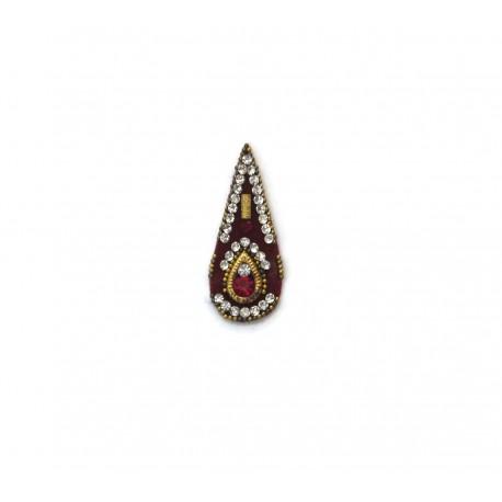 1 Packet Bindis Body Jewelry Designer Handicraft es154