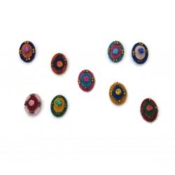 Bindis Body Jewelry Designer Handicraft es392