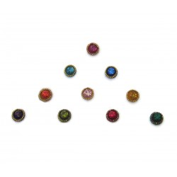 Bindis Body Jewelry Designer Handicraft es376