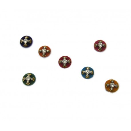 Sticker Body Jewelry Non Piercing Bindi Handmade jewelry es148