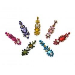 Stick on Sticker Body Jewelry Fancy Bindi es368