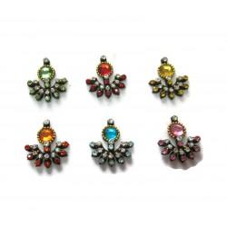 Stick on Sticker Body Jewelry Dance Fancy Bollywood Bindi Gifts