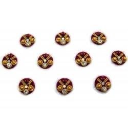 30_135 Bindis Body Jewelry Designer Handicraft