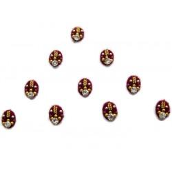 30_134 Bindis Body Jewelry Designer Handicraft