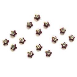 36_103 Stick on Sticker Body Jewelry Fancy Bindi