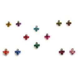 60_35 Bindis Body Jewelry Designer Handicraft