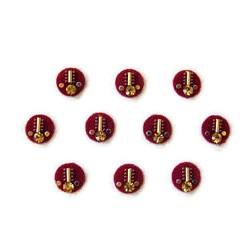 36_98 Bindis Body Jewelry Designer Handicraft