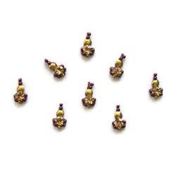 24_100 Stick on Sticker Body Jewelry Fancy Bindi