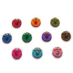 60_45 Bindis Body Jewelry Designer Handicraft
