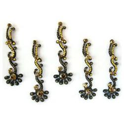 80_19 Bindis Body Jewelry Designer Handicraft