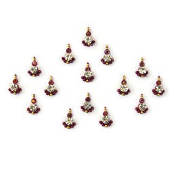 42_82 Stick on Sticker Body Jewelry Fancy Bindi