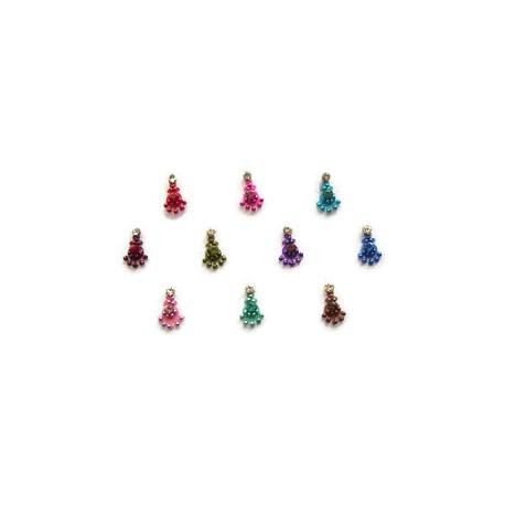 60_41 Bindis Body Jewelry Designer Handicraft