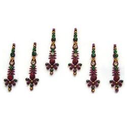 60_42 Bindis Body Jewelry Designer Handicraft