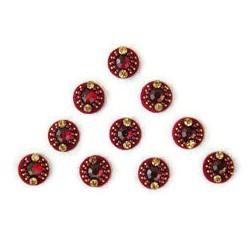 80_37 Bindis Body Jewelry Designer Handicraft