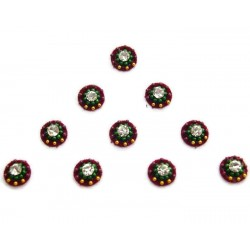 30_145 Bindis Body Jewelry Designer Handicraft