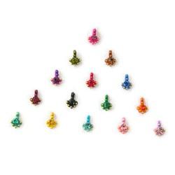 42_83 Bindis Body Jewelry Designer Handicraft