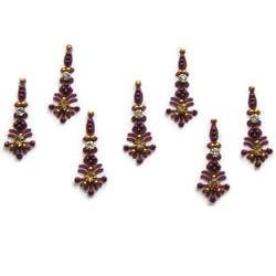 42_96 Bindis Body Jewelry Designer Handicraft