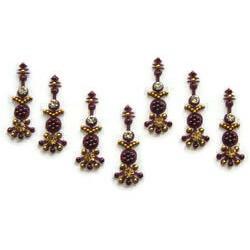 42_88 Bindis Body Jewelry Designer Handicraft