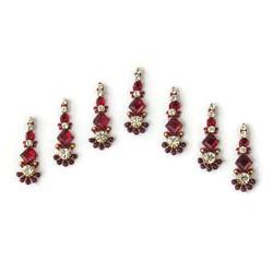 80_21 Bindis Body Jewelry Designer Handicraft