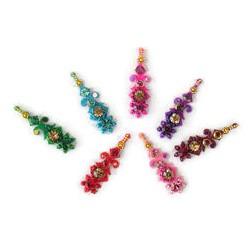 80_38 Bindis Body Jewelry Designer Handicraft