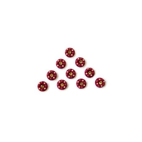 36_99 Bindis Body Jewelry Designer Handicraft