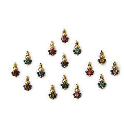 48_66 Bindis Body Jewelry Designer Handicraft