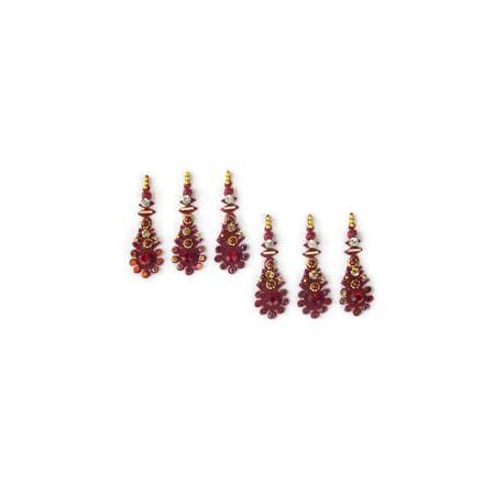 60_26 Bindis Body Jewelry Designer Handicraft