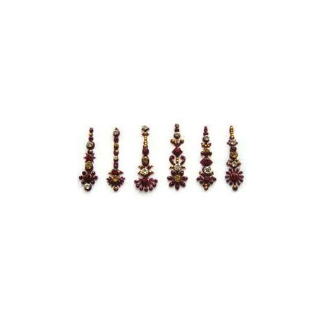 80_48 Bindis Body Jewelry Designer Handicraft