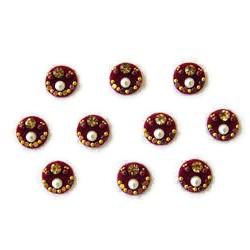 42_73 Bindis Body Jewelry Designer Handicraft