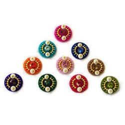 42_66 Bindis Body Jewelry Designer Handicraft