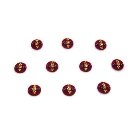 36_125 Bindis Body Jewelry Designer Handicraft