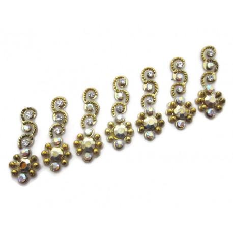 Designer Bindi Non Piercing jewelry Bindishop