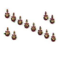 42_84 Bindis Body Jewelry Designer Handicraft