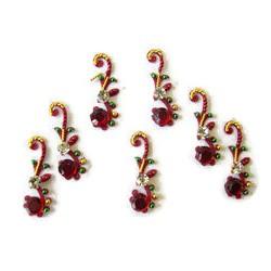 24_61 Bindis Body Jewelry Designer Handicraft
