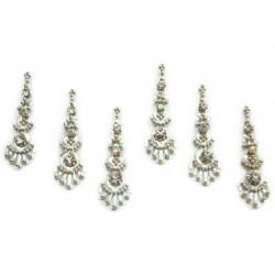 60_52 Bindis Body Jewelry Designer Handicraft