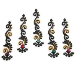 30_143 Bindis Body Jewelry Designer Handicraft