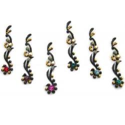 30_155 Bindis Body Jewelry Designer Handicraft