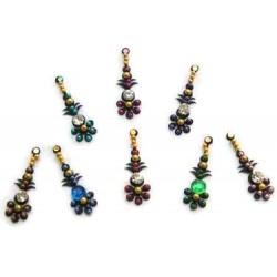 24_126 Bindis Body Jewelry Designer Handicraft