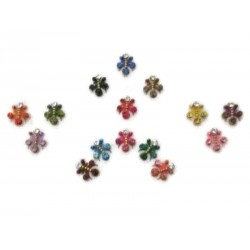 Bindis Body Jewelry Designer Bindi Non Piercing jewelry es204