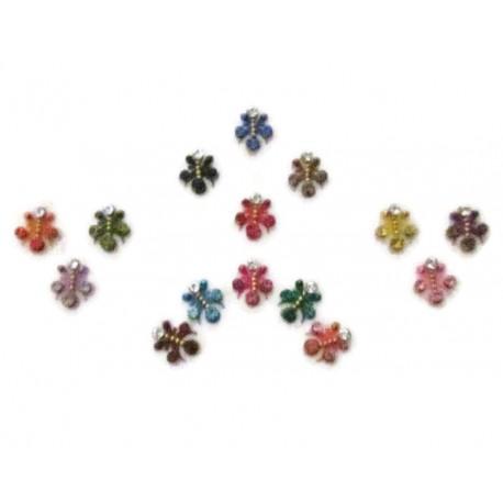 Bindis Body Jewelry Designer Bindi Non Piercing jewelry es204
