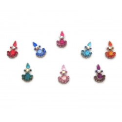 Bindis Body Jewelry Designer Handicraft Sticker BINDI kumkum for sale online