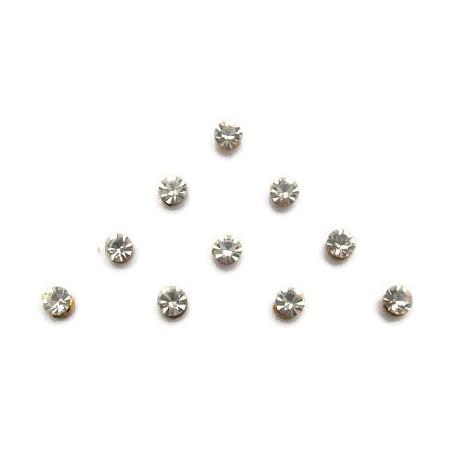 st2 Bindi Crystal Body Dots Sticker Jewelry Non Piercing